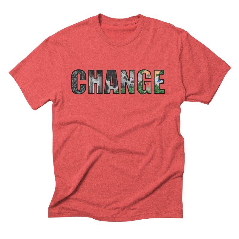 Change Men's Triblend T-Shirt by ariesnamarie's Artist Shop