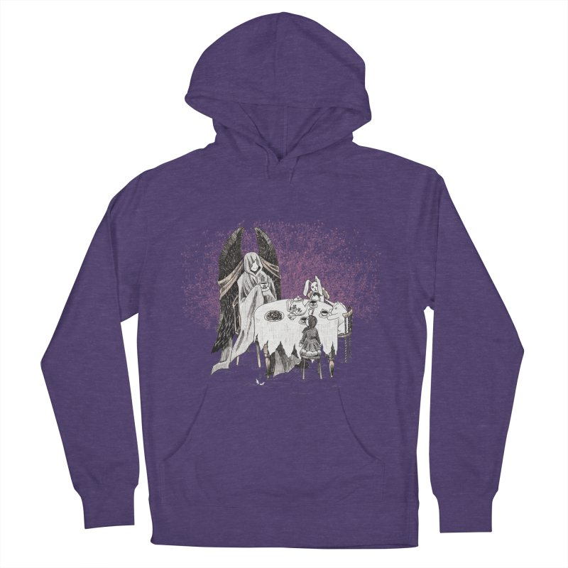Tea Time Women's Pullover Hoody by ariesnamarie's Artist Shop