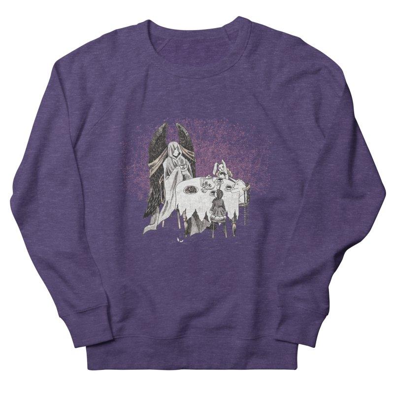 Tea Time Women's Sweatshirt by ariesnamarie's Artist Shop