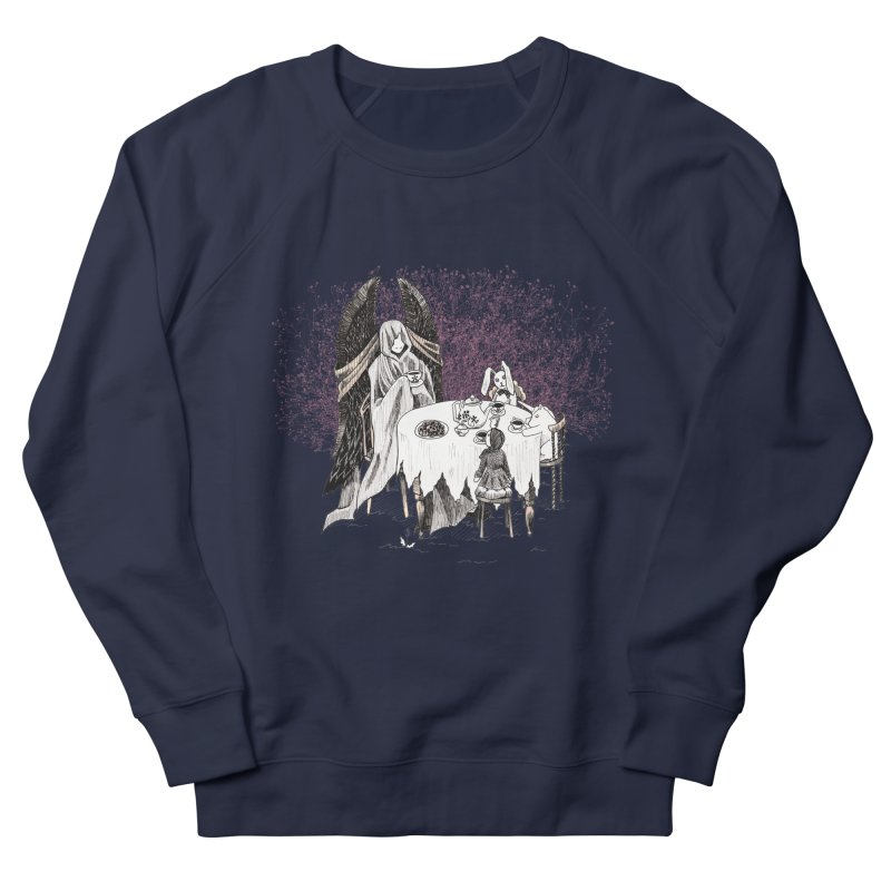 Tea Time Women's Sweatshirt by ariesnamarie's Artist Shop