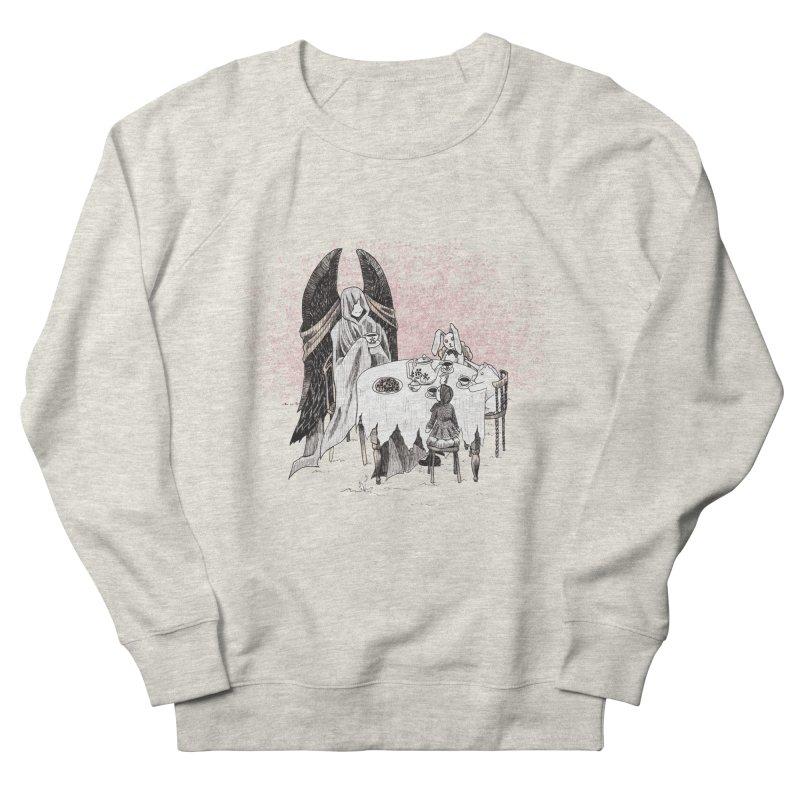 Tea Time Men's Sweatshirt by ariesnamarie's Artist Shop
