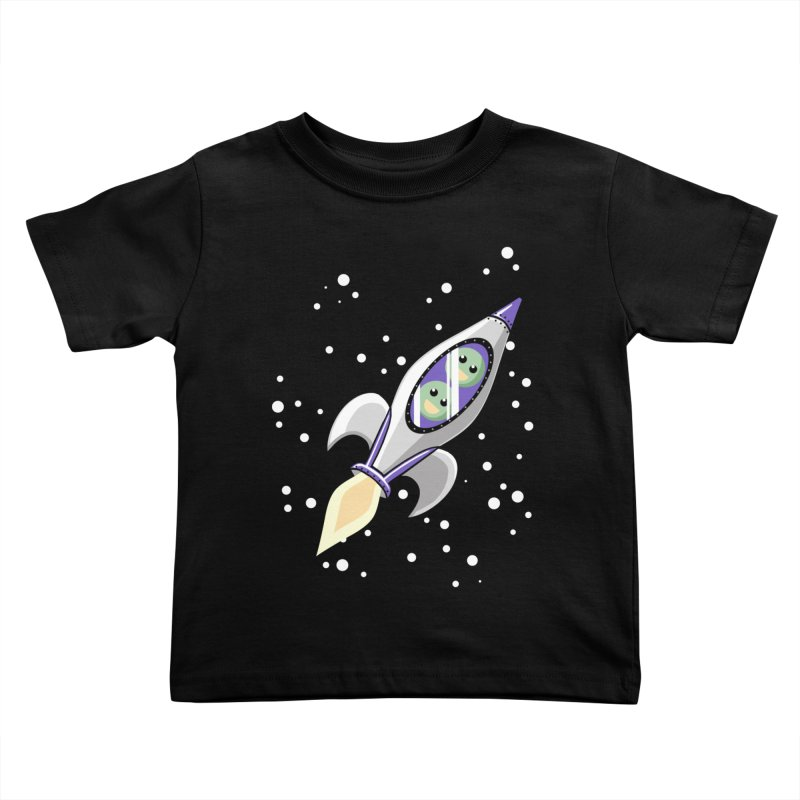 Two Peas in a Space Pod   by ariesnamarie's Artist Shop