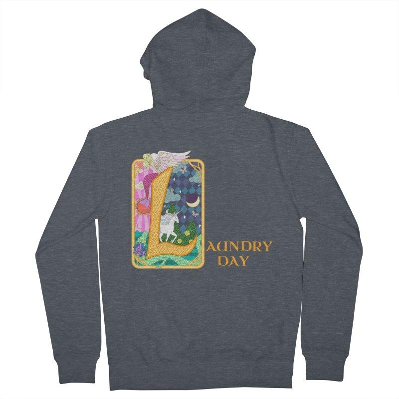 Mundane Fairytale Men's Zip-Up Hoody by ariesnamarie's Artist Shop