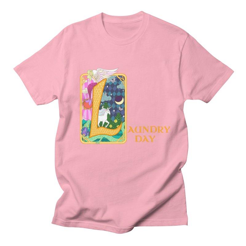 Mundane Fairytale Men's T-shirt by ariesnamarie's Artist Shop