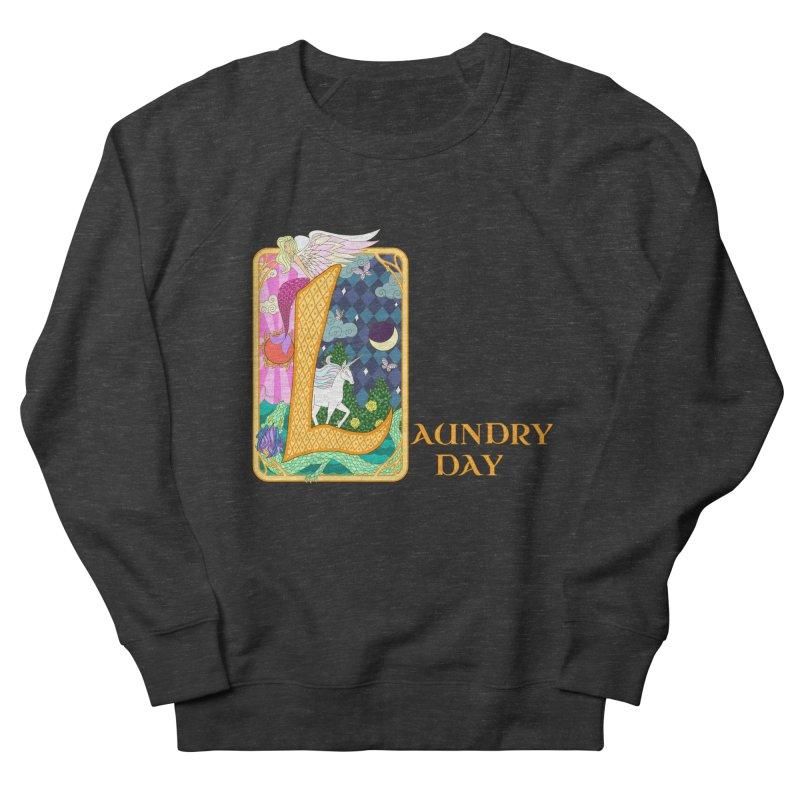 Mundane Fairytale Men's Sweatshirt by ariesnamarie's Artist Shop