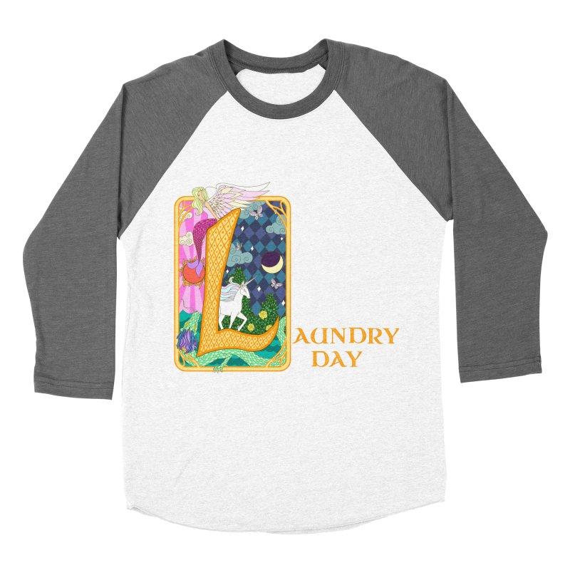 Mundane Fairytale Women's Baseball Triblend T-Shirt by ariesnamarie's Artist Shop