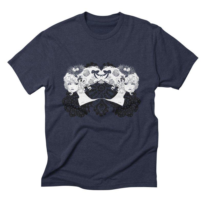 Nesting Men's Triblend T-Shirt by ariesnamarie's Artist Shop