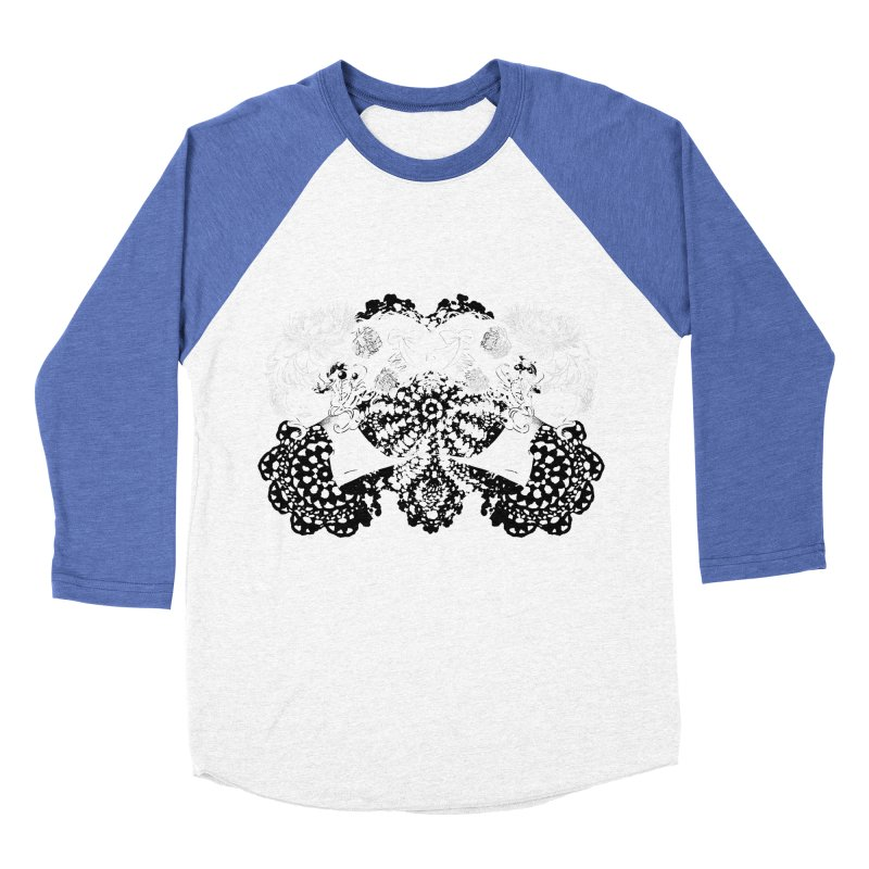 Nesting Women's Baseball Triblend T-Shirt by ariesnamarie's Artist Shop