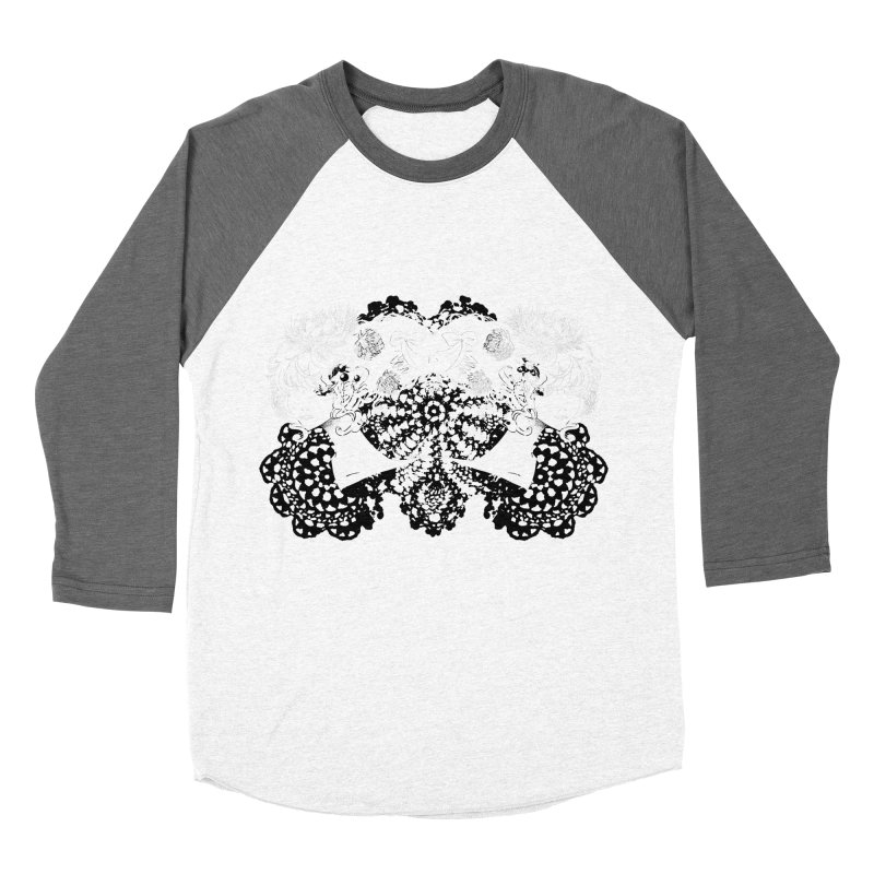 Nesting Men's Baseball Triblend T-Shirt by ariesnamarie's Artist Shop