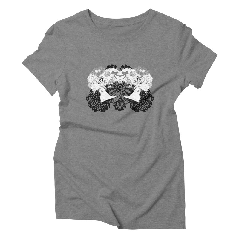 Nesting Women's Triblend T-Shirt by ariesnamarie's Artist Shop