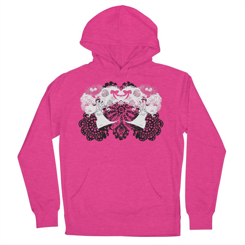 Nesting Women's French Terry Pullover Hoody by ariesnamarie's Artist Shop