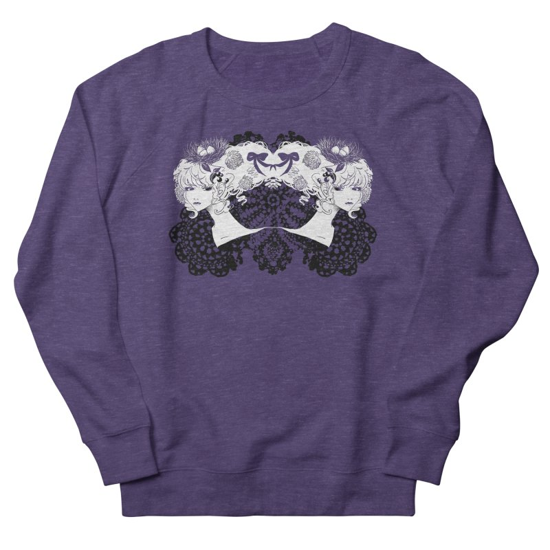 Nesting Women's French Terry Sweatshirt by ariesnamarie's Artist Shop