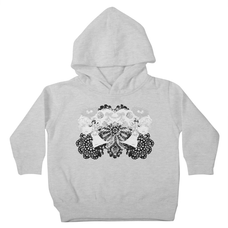 Nesting Kids Toddler Pullover Hoody by ariesnamarie's Artist Shop