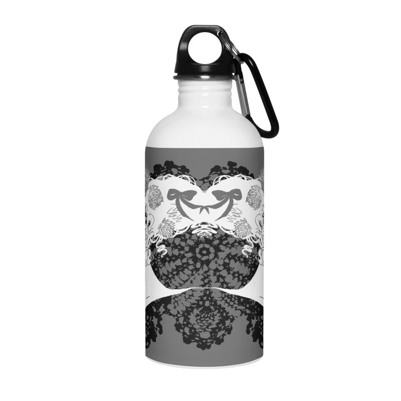 Nesting Accessories Water Bottle by ariesnamarie's Artist Shop