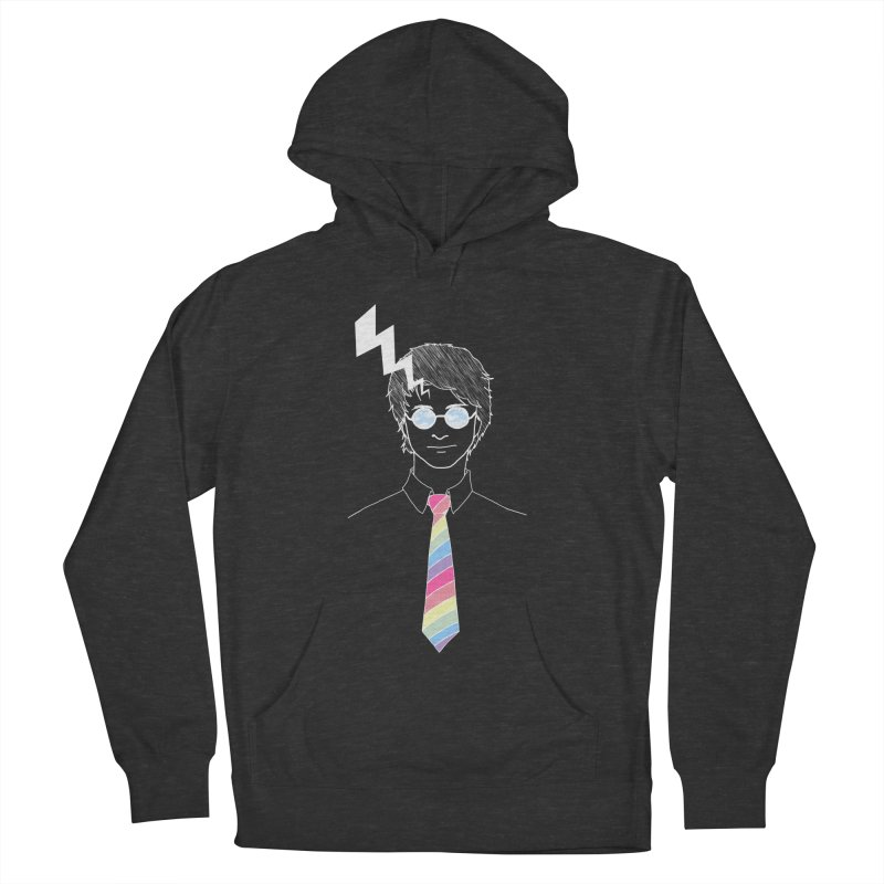 Lightning Has Struck Women's French Terry Pullover Hoody by ariesnamarie's Artist Shop