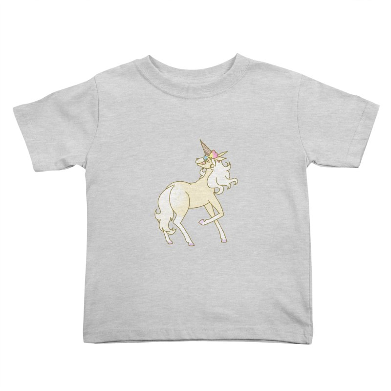 Ice Cream Dream Kids Toddler T-Shirt by ariesnamarie's Artist Shop