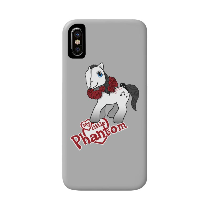 My Little Phantom Accessories Phone Case by ariesnamarie's Artist Shop