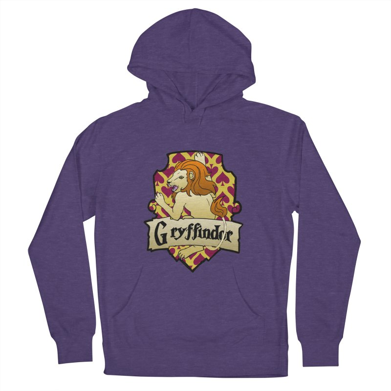 Courage House Crest Women's Pullover Hoody by ariesnamarie's Artist Shop