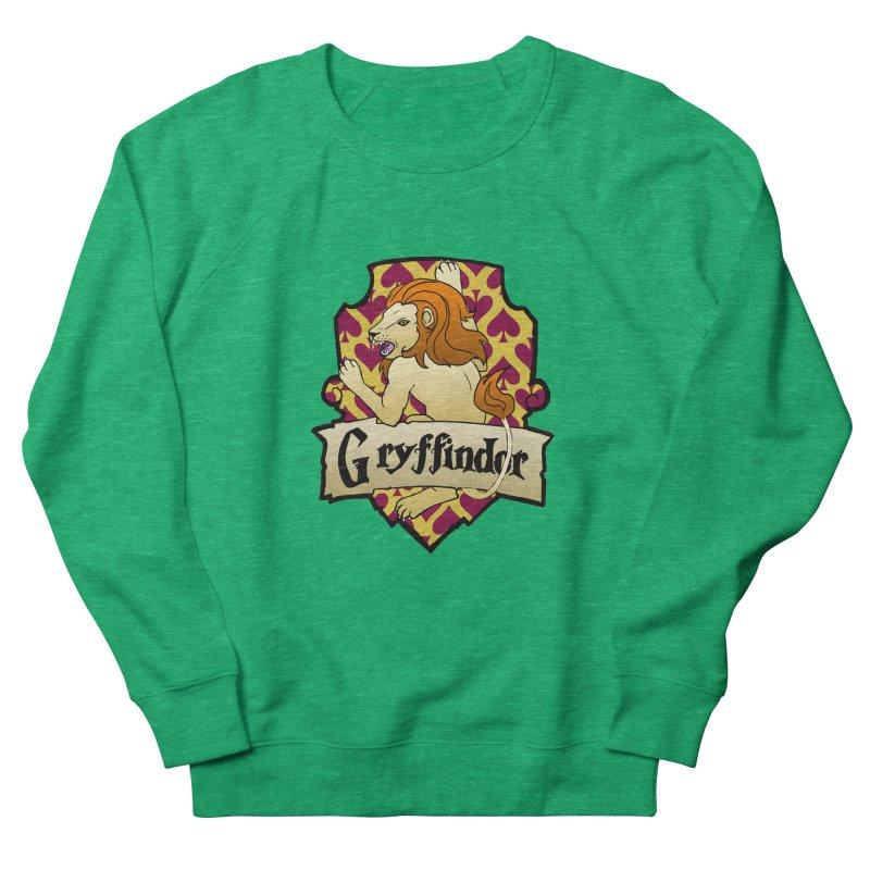 Courage House Crest Women's Sweatshirt by ariesnamarie's Artist Shop
