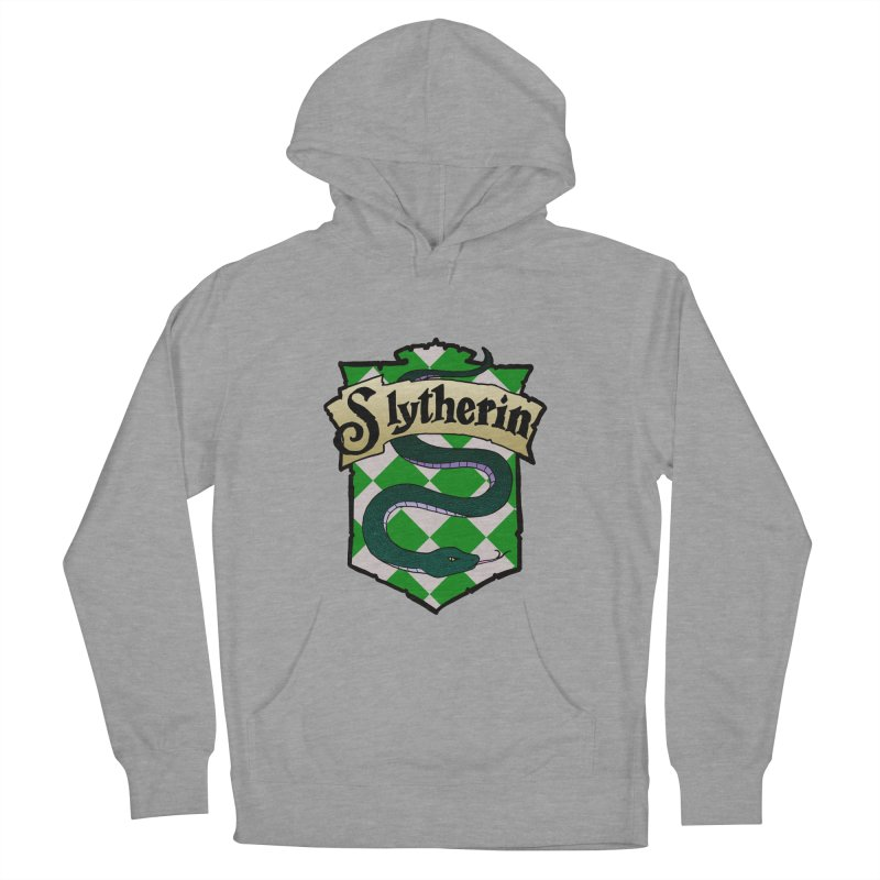 Ambition House Crest Women's French Terry Pullover Hoody by ariesnamarie's Artist Shop