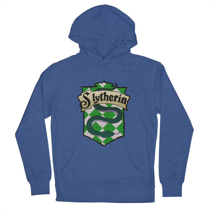 Ambition House Crest Men's French Terry Pullover Hoody by ariesnamarie's Artist Shop