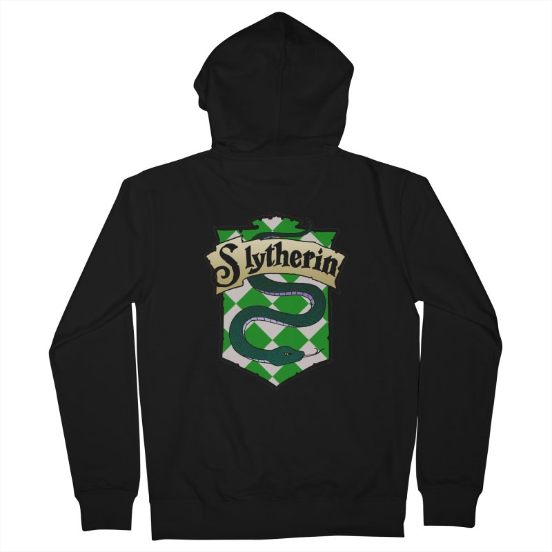 Ambition House Crest Men's Zip-Up Hoody by ariesnamarie's Artist Shop