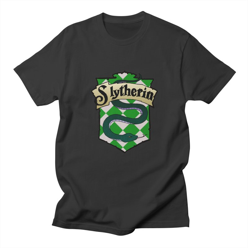 Ambition House Crest Men's T-Shirt by ariesnamarie's Artist Shop