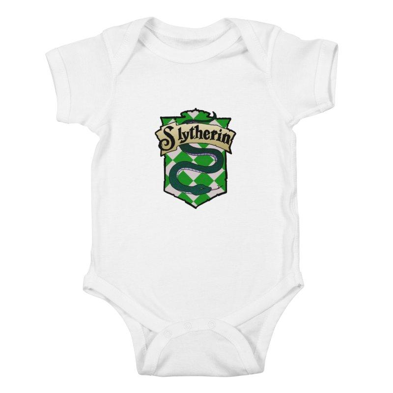 Ambition House Crest Kids Baby Bodysuit by ariesnamarie's Artist Shop