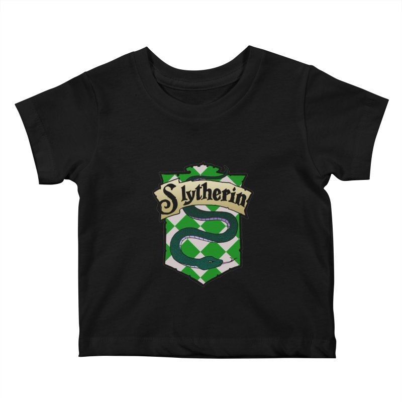 Ambition House Crest Kids Baby T-Shirt by ariesnamarie's Artist Shop