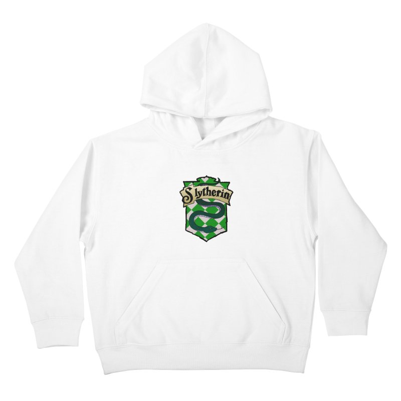 Ambition House Crest Kids Pullover Hoody by ariesnamarie's Artist Shop