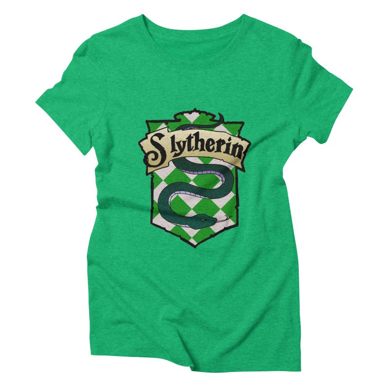 Ambition House Crest Women's Triblend T-Shirt by ariesnamarie's Artist Shop