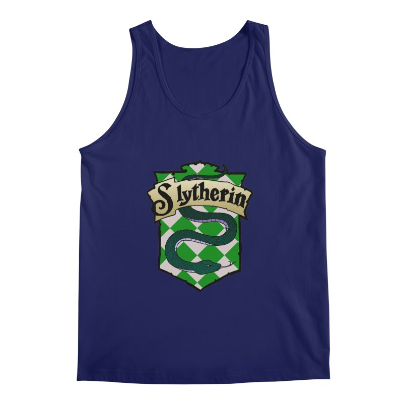 Ambition House Crest Men's Tank by ariesnamarie's Artist Shop