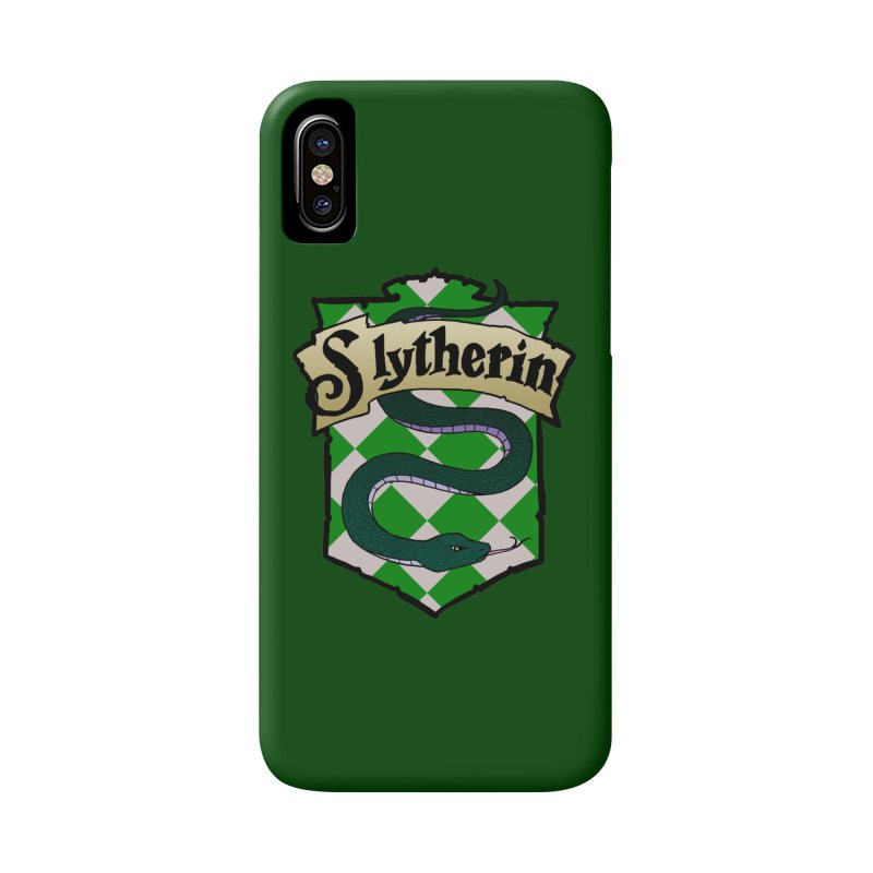 Ambition House Crest Accessories Phone Case by ariesnamarie's Artist Shop