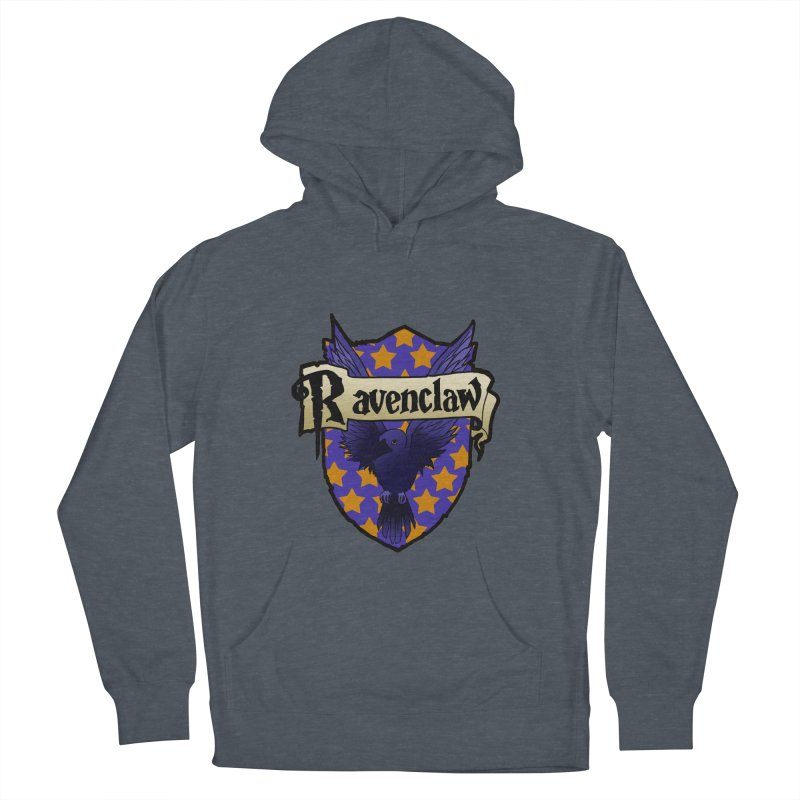 Wit House Crest Men's Pullover Hoody by ariesnamarie's Artist Shop