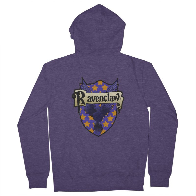 Wit House Crest Men's Zip-Up Hoody by ariesnamarie's Artist Shop