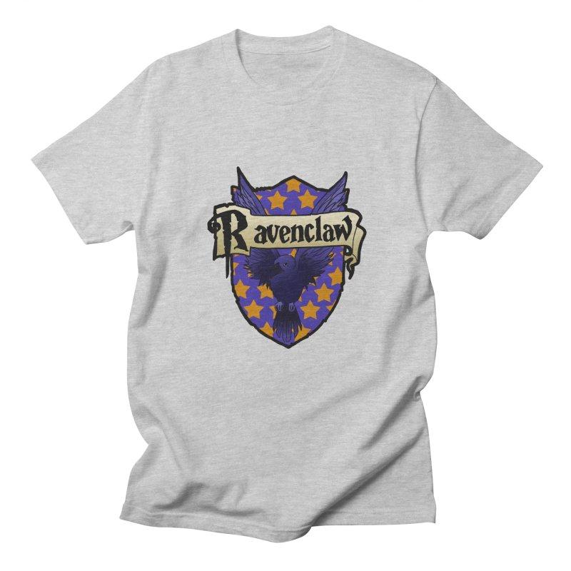 Wit House Crest Men's T-Shirt by ariesnamarie's Artist Shop
