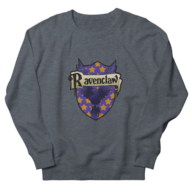 Wit House Crest Women's French Terry Sweatshirt by ariesnamarie's Artist Shop