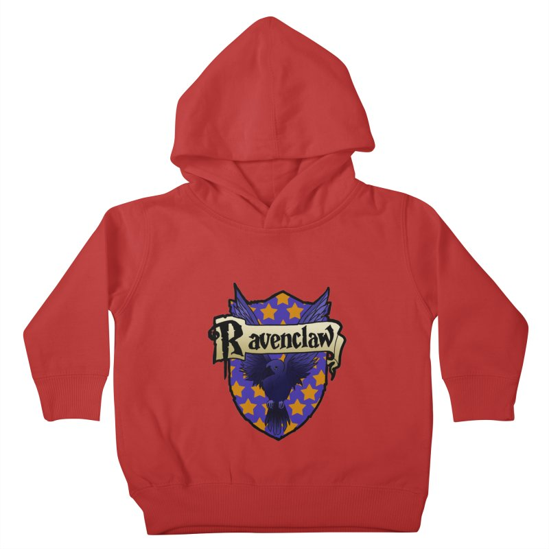 Wit House Crest Kids Toddler Pullover Hoody by ariesnamarie's Artist Shop