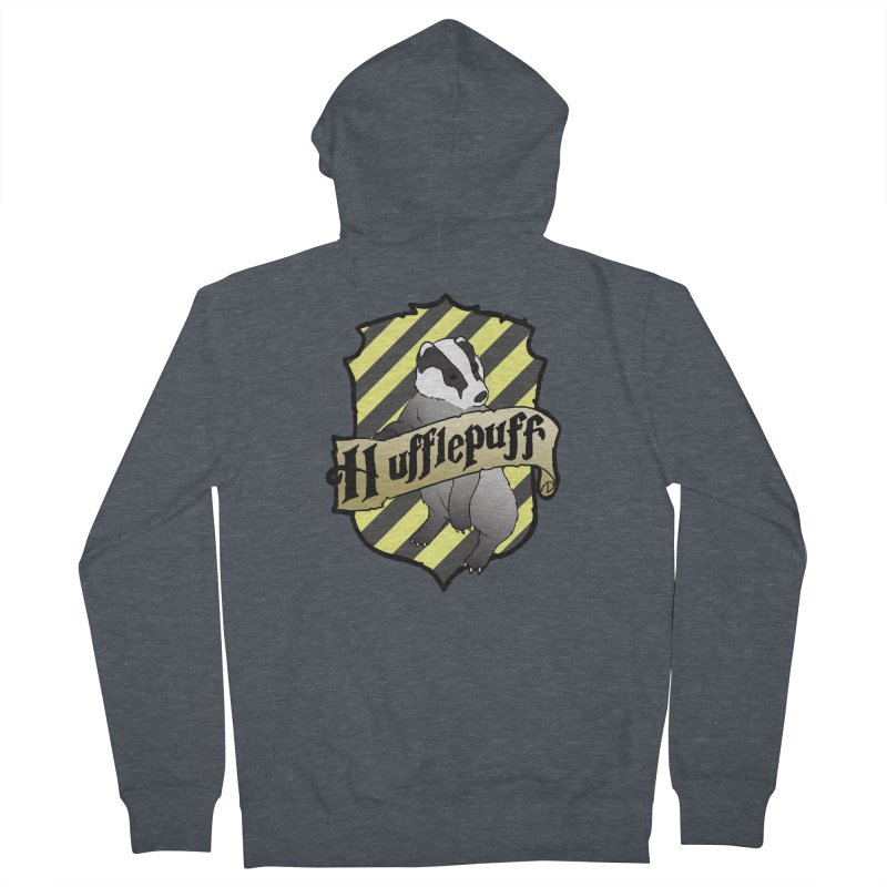Loyalty House Crest Men's Zip-Up Hoody by ariesnamarie's Artist Shop