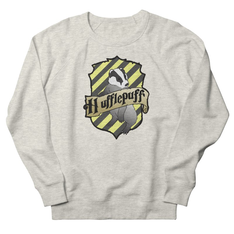 Loyalty House Crest Women's French Terry Sweatshirt by ariesnamarie's Artist Shop
