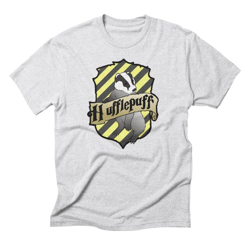 Loyalty House Crest Men's Triblend T-Shirt by ariesnamarie's Artist Shop