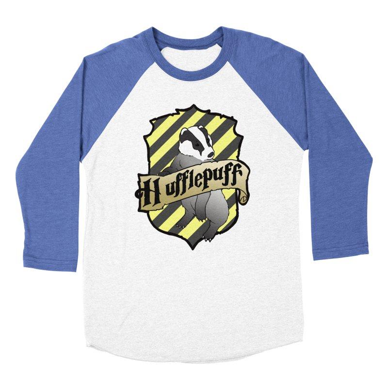 Loyalty House Crest Men's Baseball Triblend Longsleeve T-Shirt by ariesnamarie's Artist Shop