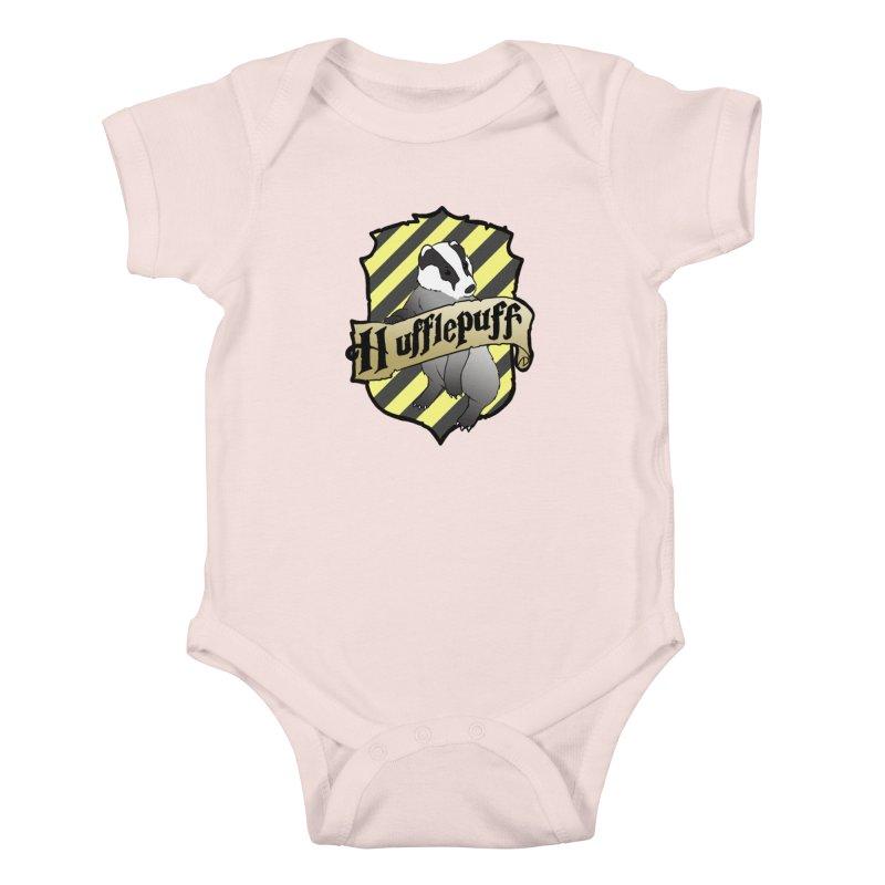 Loyalty House Crest Kids Baby Bodysuit by ariesnamarie's Artist Shop