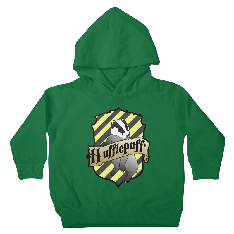 Loyalty House Crest Kids Toddler Pullover Hoody by ariesnamarie's Artist Shop