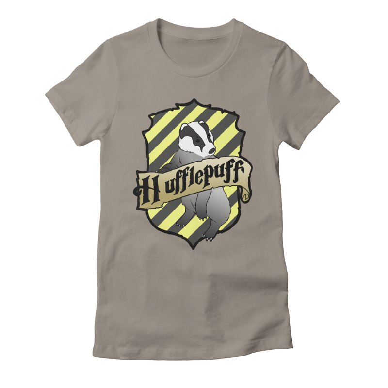 Loyalty House Crest Women's Fitted T-Shirt by ariesnamarie's Artist Shop