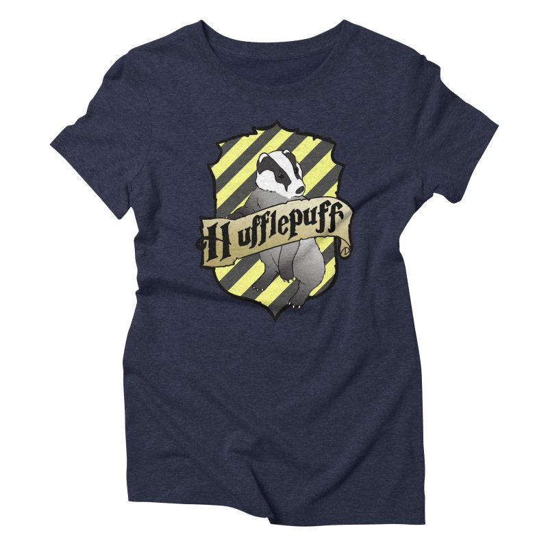 Loyalty House Crest Women's Triblend T-Shirt by ariesnamarie's Artist Shop