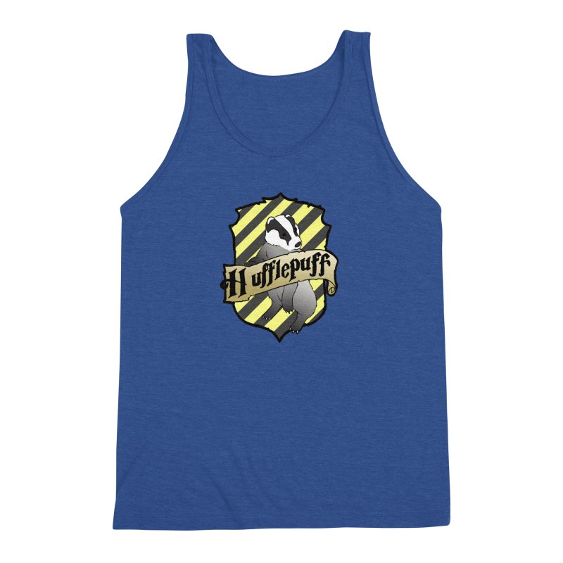Loyalty House Crest Men's Triblend Tank by ariesnamarie's Artist Shop