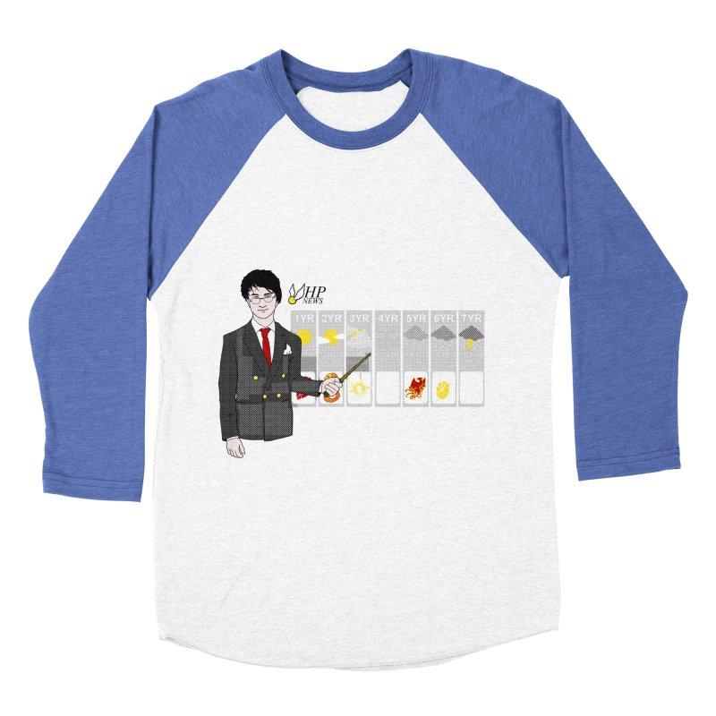 A Storm's Coming Men's Baseball Triblend Longsleeve T-Shirt by ariesnamarie's Artist Shop