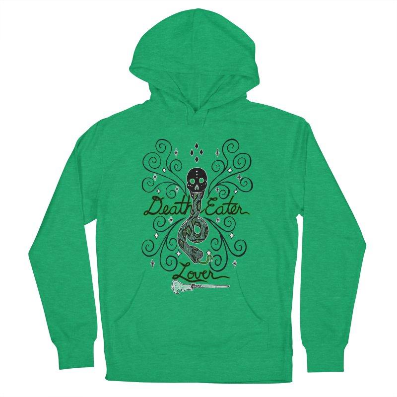 Death Eater Lover Men's Pullover Hoody by ariesnamarie's Artist Shop