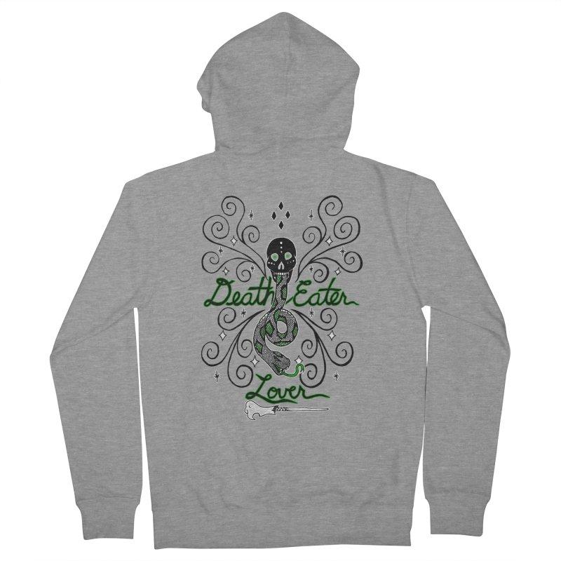 Death Eater Lover Women's Zip-Up Hoody by ariesnamarie's Artist Shop